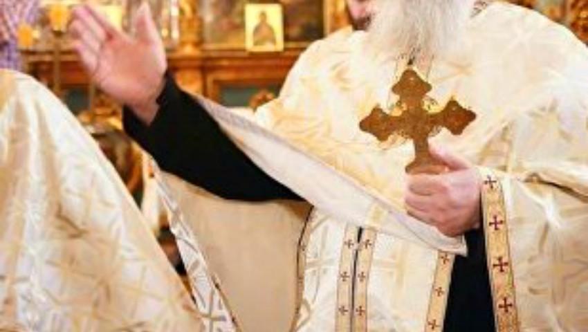 Foto: Un preot din Găgăuzia s-a infectat cu rujeolă