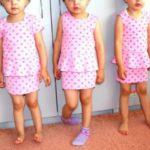 Foto: Trei surioare gemene diagnosticate cu același viciu cardiac au fost operate cu succes la Spitalul Clinic Republican