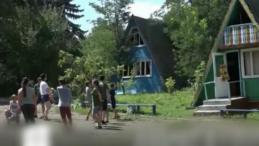 Foto: Doi copii au fost bătuți la tabără. Părinții acuză educatorii