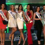 """Foto: Moldoveanca Mirabela Bogdan a obținut locul 3 la concursul de frumusețe ,,Miss Elegant Universe 2018"""""""