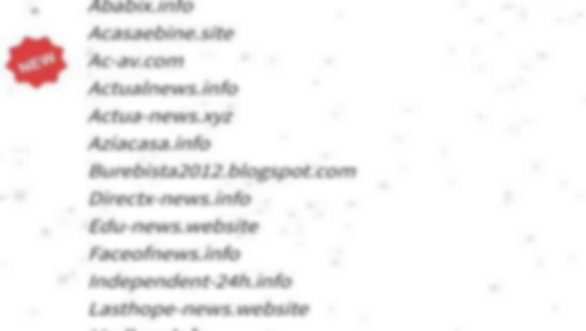 Atenție! Lista site-urilor care publică informații false și pe care ar fi potrivit să nu le accesați