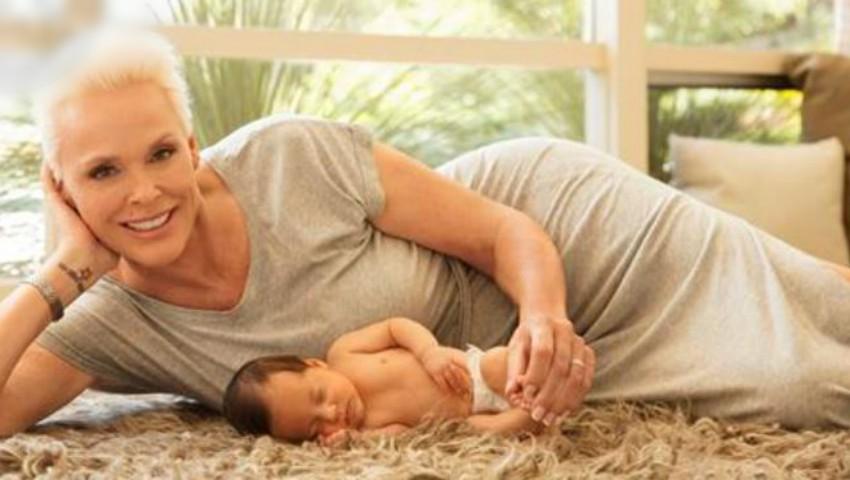 Foto: Fosta soție a lui Sylvester Stallone își arată silueta suplă după naștere