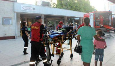 Patru moldoveni răniți în accidentul din Rusia au ajuns în țară
