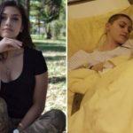 Foto: Mesajul copleșitor scris în spital de către o elevă diagnosticată cu cancer