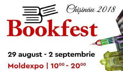 5 motive pentru care să mergi cu familia la Bookfest, cel mai mare târg de carte din Republica Moldova!