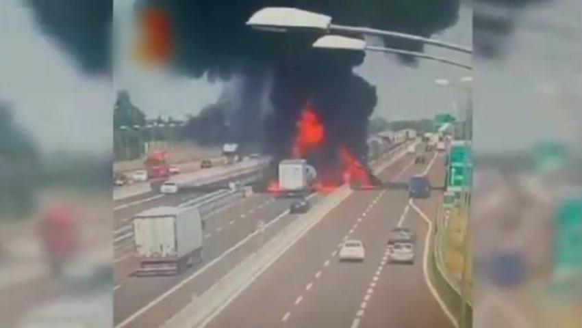 Foto: O moldoveancă a fost rănită în explozia din Italia