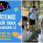 """Foto: Alătură-te echipei ,,Hai Moldova"""" și participă la Ziua Globală a Curățeniei, marcată în peste 150 de țări!"""