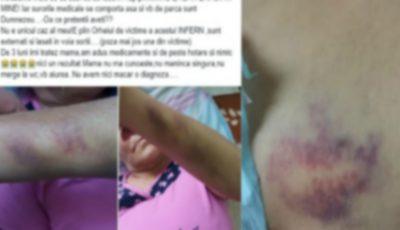 Bolnavi agresați fizic și înfometați la spitalul de psihiatrie din Orhei. Mărturiile rudei unei paciente