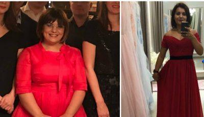 Doina Bejan, femeia care a slăbit 25 de kg prin intermediul Centrului online de nutriție și sport galinatomaș.com
