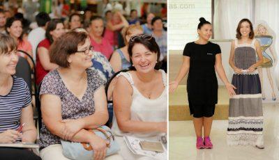 Iată cum a fost la cel de-al doilea seminar gratuit din cadrul Turneului Internațional cu Galina Tomaș: Cum să slăbești 10 kg în 10 săptămâni Online