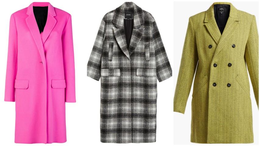 Foto: Nouă modele de paltoane pentru sezonul toamnă-iarnă