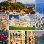 Foto: Vizitează 11 orașe europene cu doar 495 de euro
