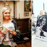 Foto: Lansare de CD în memoria turturicii de la Bălăurești – Maria Drăgan! Noua ediție a revistei Fashion Vip