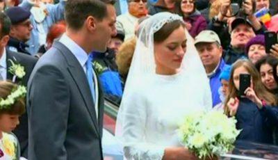 Nuntă regală în România! Nepotul regelui Mihai se căsătorește astăzi la Sinaia