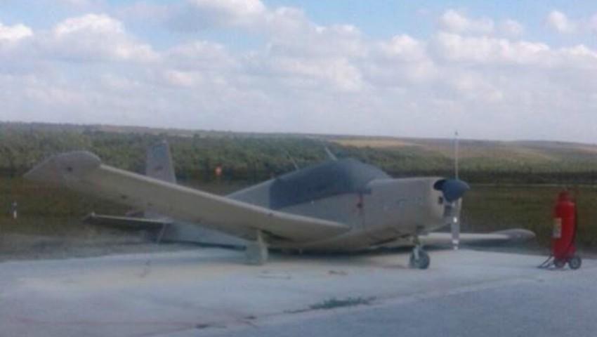 Foto: Alertă! Două avioane s-au ciocnit în Moldova