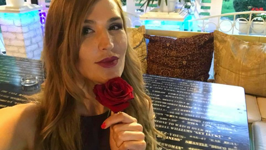 Foto: Tatiana Heghea i-a dedicat un mesaj plin de dragoste soțului ei care, astăzi, este omagiat!