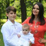 Foto: Marcela Dedin, despre bucuria maternității și legătura frățească dintre copiii săi