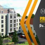 Foto: Milanin Residence: Primește reducere la procurarea unui apartament cu avans!
