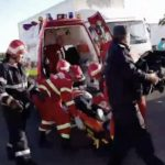 Foto: Un moldovean a accidentat mortal o fetiță pe trecerea de pietoni