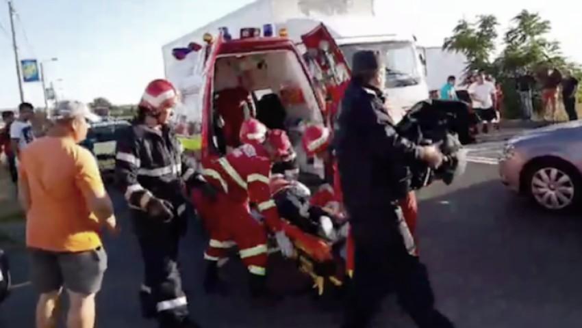 Un moldovean a accidentat mortal o fetiță pe trecerea de pietoni