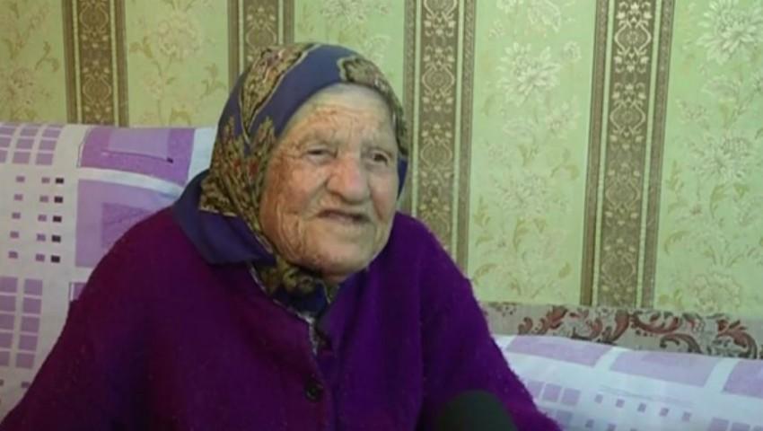 Foto: Cea mai în vârstă locuitoare din Moldova a împlinit 110 ani!