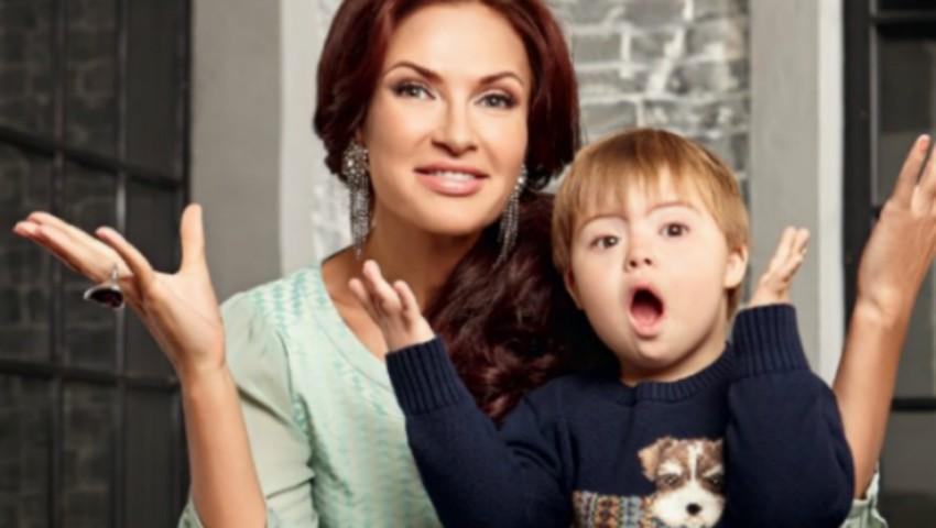 Evelina Bledans, criticată și acuzată după ce a anunțat că va deveni mamă din nou, la 49 de ani