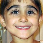 Foto: Băiețelul din Rusia cu cele mai lungi gene