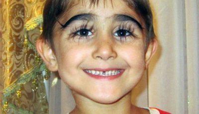 Băiețelul din Rusia cu cele mai lungi gene
