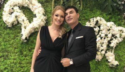 Valentina Pelinel s-a căsătorit cu Cristi Borcea. Cei doi vor deveni părinți de gemeni