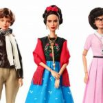 Foto: Vezi cum arată noile păpuși Barbie care întruchipează femei celebre