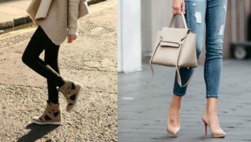 Foto: 6 modele de pantofi care nu se mai poartă în toamna 2018