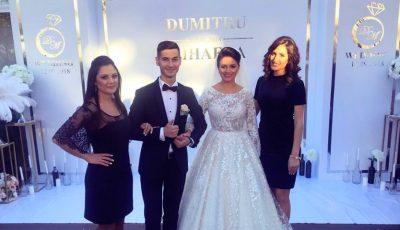 Interpreta Mihaela Tabură s-a căsătorit!