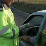 Foto: Un șofer a fost amendat pentru un pahar de must