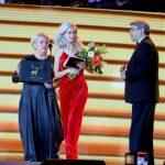 Foto: Moldoveanca Lidia Isac, câștigătoarea unui prestigios premiu la Festivalul Cerbul de Aur 2018!