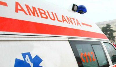 Un bărbat a murit cu zile, în stradă. Ambulanța a venit după mai bine de 40 de minute