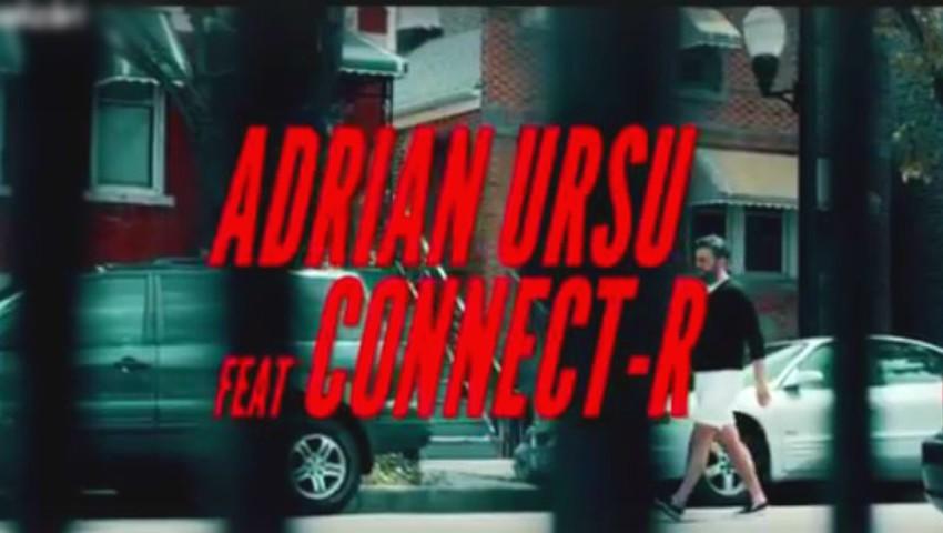 """Foto: Video! Adrian Ursu lansează videoclipul ,,Mai fierbinte"""", împreună cu Connect-R"""