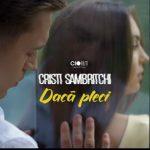 """Foto: Cristi Sambrițchi a lansat un nou videoclip pentru piesa """"Dacă pleci"""""""