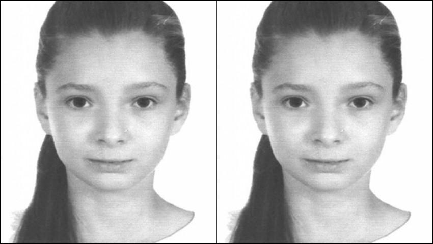 Foto: Doi părinți își caută fetița dispărută în prima zi de școală