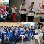 Foto: Copiii cu dizabilități și-au demonstrat talentul, în cadrul Festivalului Internațional de creație incluzivă