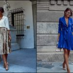 Foto: Bloggerița Cristina Surdu a lansat propria colecție de haine. Foto