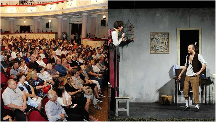 La Chișinău a fost inaugurată Reuniunea Teatrelor Naționale românești