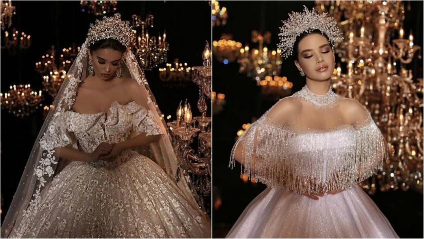 Foto: 10 rochii de mireasă la care orice femeie visează!