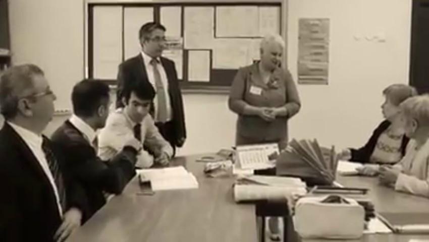 """Foto: Elevii liceului ,,Orizont"""" au realizat un video emoționant despre profesorii lor"""