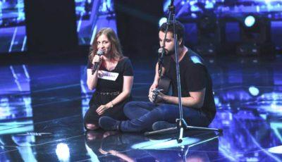 """O moldoveancă a făcut senzație la X Factor. Juriul: ,,A venit Alanis Morissette""""!"""