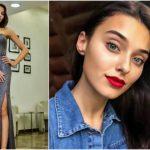 Foto: Scandal la Miss Ucraina! Titlul câștigătoarei a fost retras după ce s-a aflat că are un copil și a fost căsătorită