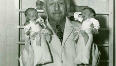 Un medic făcea publice imaginile cu bebelușii prematuri ca să facă rost de bani