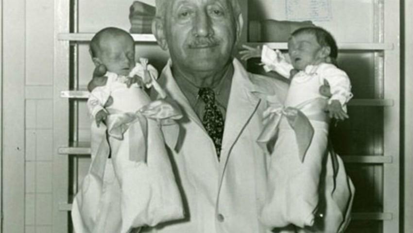 Foto: Un medic făcea publice imaginile cu bebelușii prematuri ca să facă rost de bani