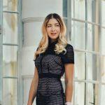 Foto: Moldoveanca Olga Lavric a participat la Milano Fashion Week! Vezi ce ținută a purtat la eveniment