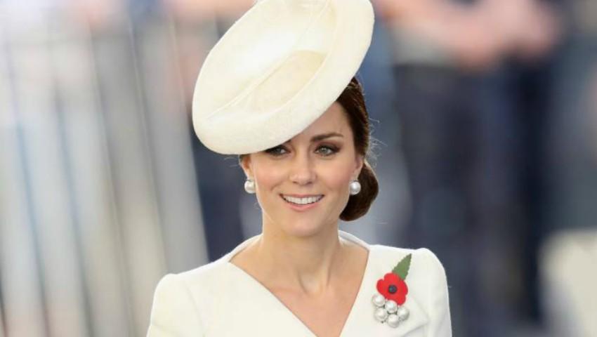 Foto: De ce Kate Middleton este rareori văzută cu părul prins