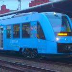 Foto: În Germania, au fost lansate primele trenuri din lume care folosesc drept combustibil apa